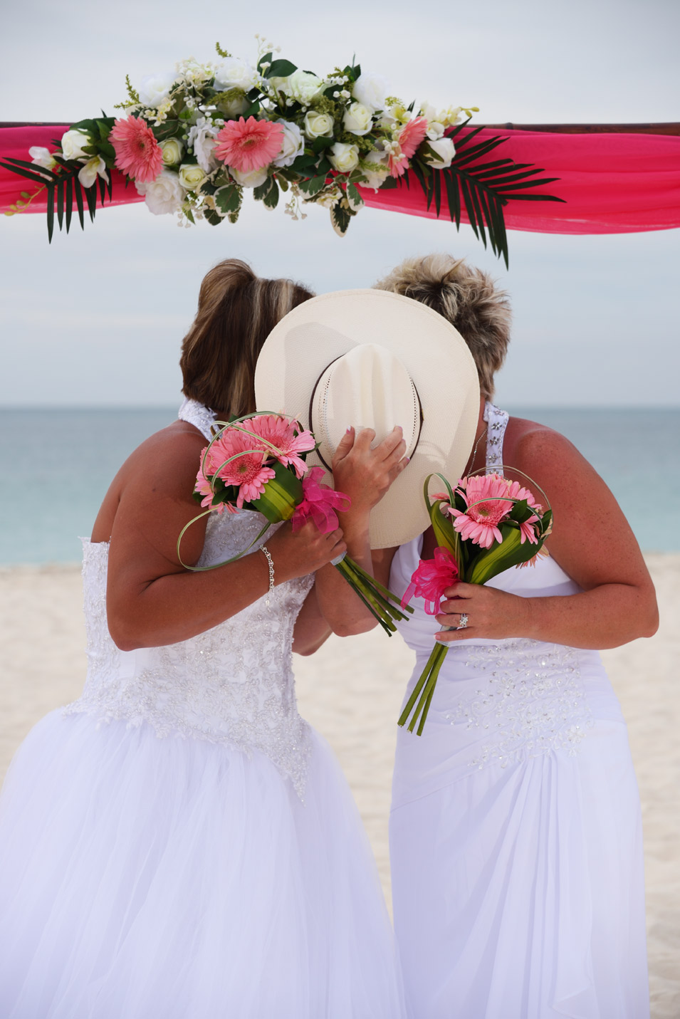 Eloping in Aruba